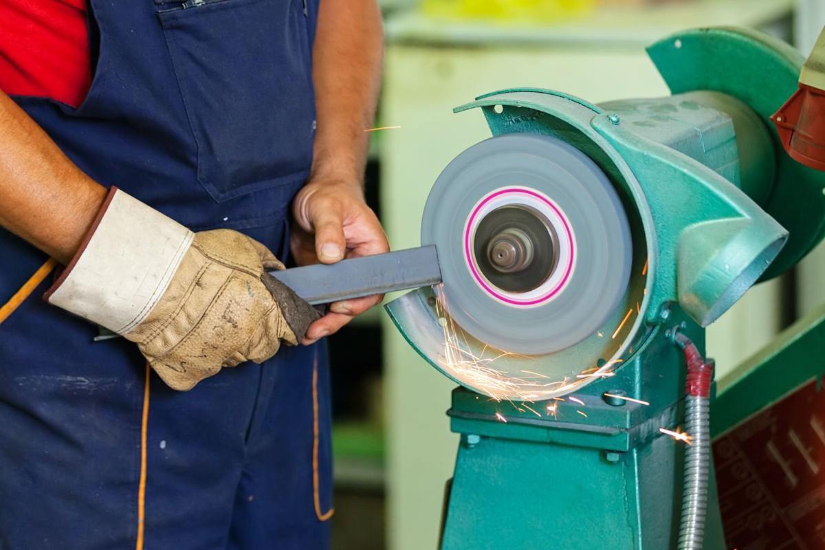 Abrasive Wheel Training