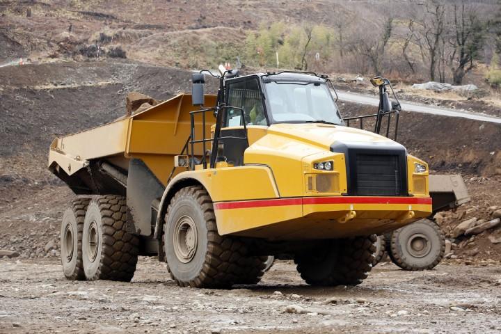 Articulated Dumper Truck
