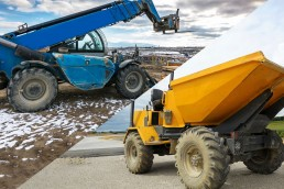 Telehandler and Dumper Package